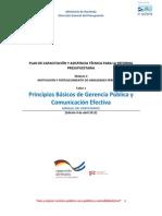 1. Taller 1 Principios Basicos de Gerencia Publica y Comunicacion Efectiva