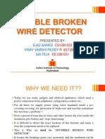 Brokenwire Detector