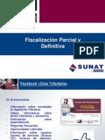 Fiscalización Parcial y Definitiva (2)