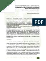 Www.esdc.Com.br RBDC RBDC-18 RBDC-18-225-Artigo Marcio Eduardo Pedrosa Morais (Religiao e Direitos Fundamentais o Principio Da Liberdade Religiosa)