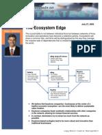 The Ecosystem Edge