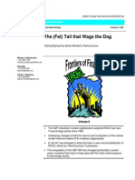 The Fat Tail That Wags the Dog - Demystifying the Stock Market's Performance