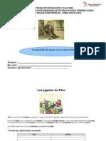 Cuadernillo de Apoyo a La Lectoescritura II