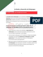 Dfomex W-PDF Diseno y Desarrollo de Videojuegos Dfomex 2-3-02052014