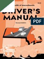 MA Drivers Manual 14