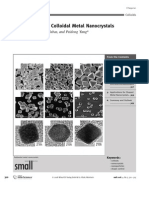 Shape Control of Colloidal Metal Nanocrystals