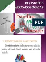Unidad 1 Desciciones Mercadologicas 1.1 - 1.5