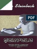 John Steinbeck - Șarpele