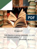 2. Texto Literário e Não Literário