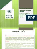 Funciones Trigonométricas - ma011