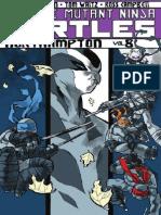 Teenage Mutant Ninja Turtles, Vol. 8