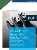 MGI Swedish Economy Full Report