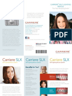 Carriere® SLX Self-Ligating Bracket - Patient Education Brochure