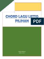 Chord Lagu Letto Pilihan