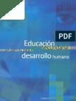 Educacion Secundaria Un Camino Para El Desarrollo Humano