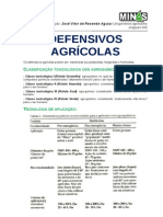 Defensivos Agrícolas