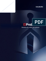 ProLine Family Plasma Cutter Brochure Pt