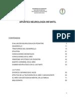 Apuntes Neurología Infantil 2012