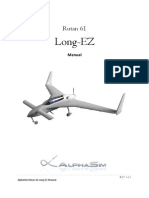 Rutan 61 Long EZ - Manual