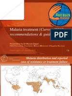 Malaria Treatments