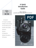 CanonLegriaHFS200 Quick Guide