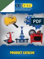 TSISSG 2014 Catalog