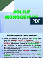 Boli Monogenice