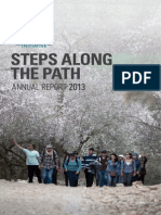 Annual Report 2013 - Abraham Path Initiative