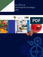 Alimentos Étnicos a Manera de Prospectiva Tecnológica y de Mercado