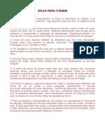 Dicas Enem.pdf