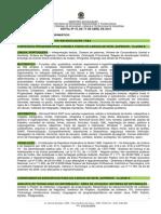 Anexo i - Conteúdo Programático- Edital Nº 16-2014 - Tae - Ifro