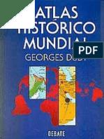 Atlas Historico Mundial I - Georges Duby