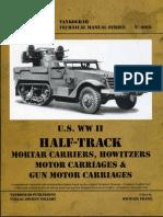 [Tankograd Technical Manual Series 6010] [US WW2 Half-Track]