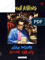Dark Horse Comics - A Small Killing - Alan Moore & Oscar Zarate