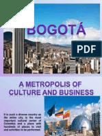 Presentacion Bogotá
