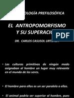 Antropomorfismo y Su Superación