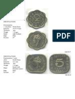 Sri Lankan Old Coins