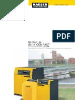 Catálogo Soplante Serie Compact
