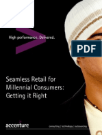 Accenture Seamless Retail for Millennial Consumers Getting It Right