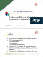 4 Potencial Electrico 0910