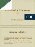 Generador Síncrono