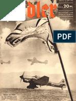 Der Adler - Jahrgang 1941 - Heft 12 - 10. Juni 1941