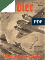 Der Adler - Jahrgang 1941 - Heft 14 - 08. Juli 1941