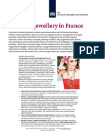 2011 Costume Jewellery in France