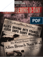 Florida Times-Union/Jacksonville Journal D-Day coverage