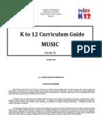 Gr 9 Music Curriculum 01.02.2014