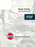 Steam Tracing Specification Guide