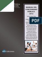 4. Manual Del Funcionario 2012 NSY Titulo 2 Presupuesto Publico
