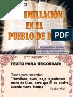 Leccion 23 humillacion