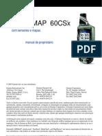 Manual GPSMAP60CSX Portugues
